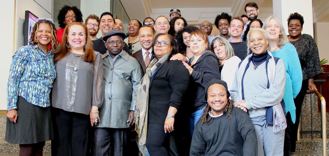Inclusion Initiative Grantee Networks